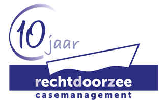 Recht Door Zee Casemanagement Logo