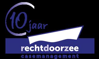 Recht Door Zee Casemanagement Logo
