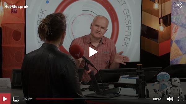 Het Gesprek, omroep Flevoland met Monique Ballering | Recht Door Zee